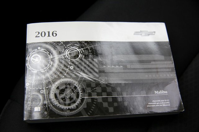 2016 Chevrolet Malibu for sale 123785 18
