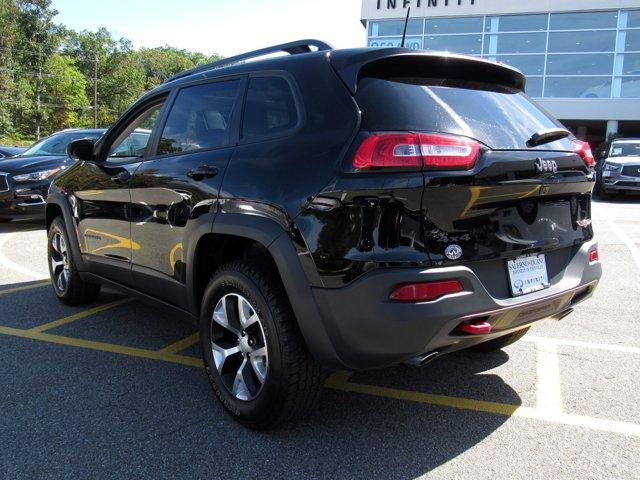 2018 Jeep Cherokee Trailhawk 2