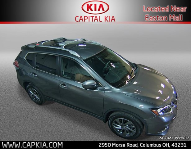 Used 2016 Nissan Rogue in Columbus, OH