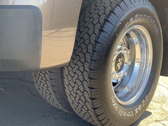 2015 Ford F-350 King Ranch Super Duty 4D Crew Cab V8 Turbo Diesel 6.7L 4WD