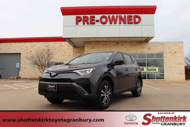 Used 2018 Toyota RAV4 in Granbury, TX