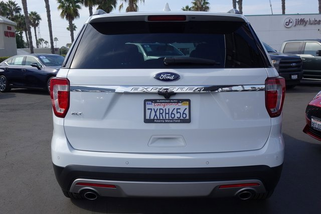 Used 2017 Ford Explorer XLT FWD