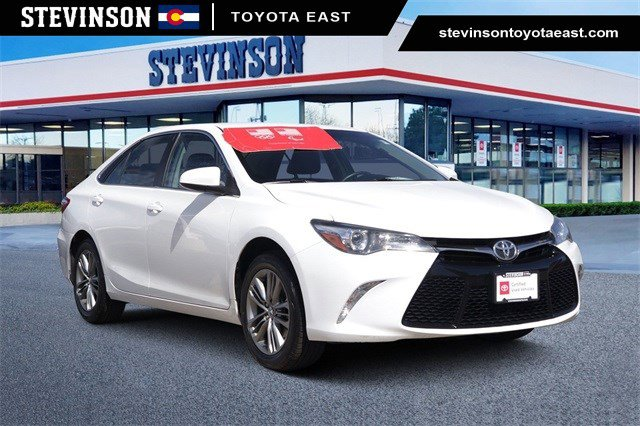 Used 2017 Toyota Camry in Aurora, CO