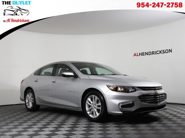 Used 2018 Chevrolet Malibu in Coconut Creek, FL