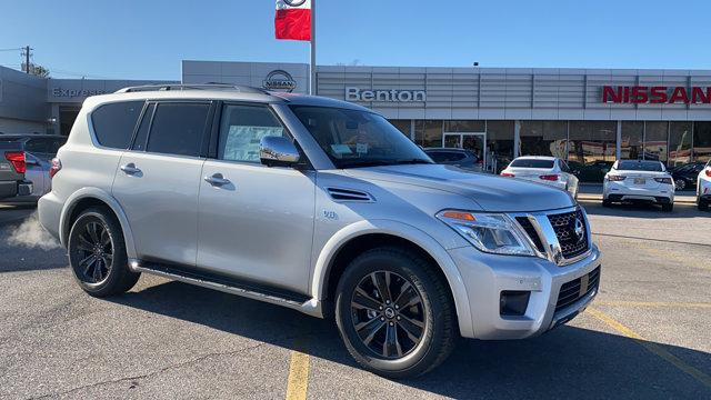 New 2019 Nissan Armada in Hoover, AL