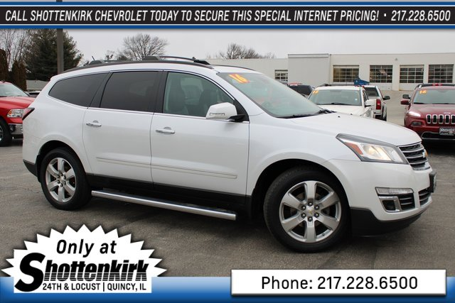 Used 2016 Chevrolet Traverse in Quincy, IL