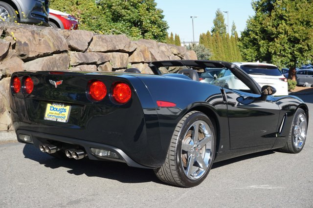 Used 2007 Chevrolet Corvette 2dr Conv