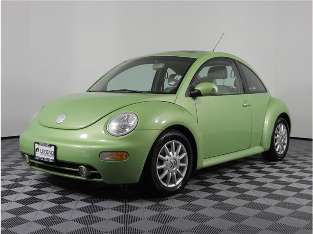 2005 Volkswagen New Beetle Coupe GLS Hatchback 2D
