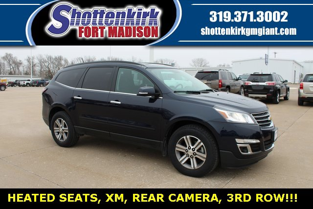 Used 2017 Chevrolet Traverse in Fort Madison, IA