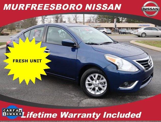 Used 2019 Nissan Versa in Murfreesboro, TN