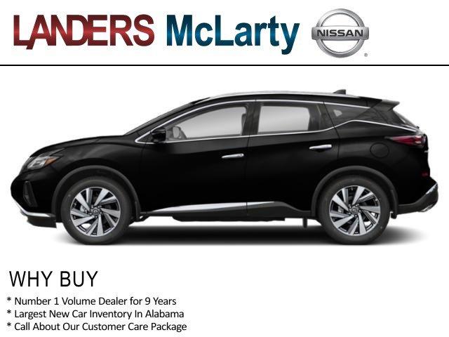 New 2020 Nissan Murano in Huntsville, AL