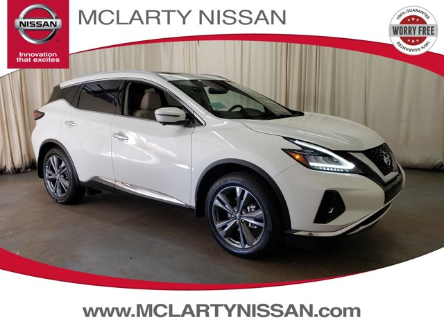 New 2019 Nissan Murano in North Little Rock, AR