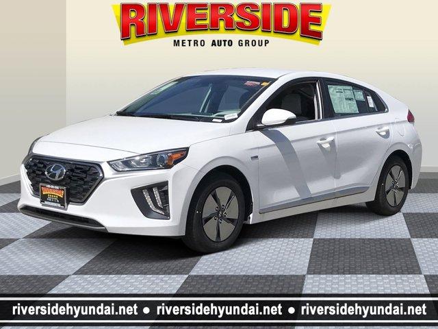 2020 Hyundai Ioniq Hybrid SE SE Hatchback Gas/Electric I-4 1.6 L/96 [3]