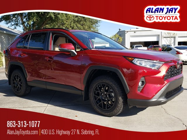 New 2020 Toyota RAV4 in Sebring, FL
