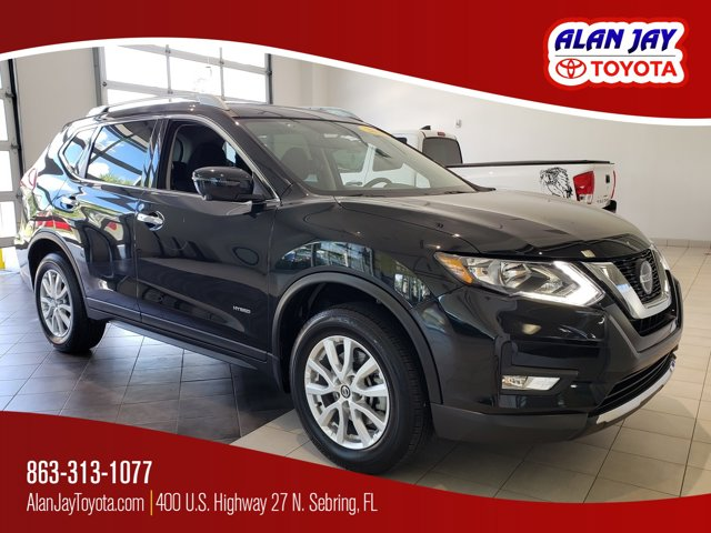 Used 2018 Nissan Rogue in Sebring, FL