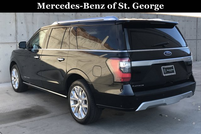 Used 2018 Ford Expedition Max Platinum 4x4