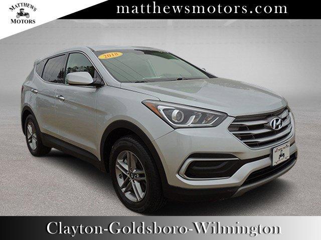 2018 Hyundai Santa Fe Sport 2.4L 2WD