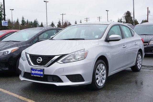 Used 2018 Nissan Sentra in Lynnwood Seattle Kirkland Everett, WA
