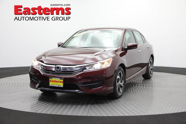 2016 Honda Accord LX 4dr Car