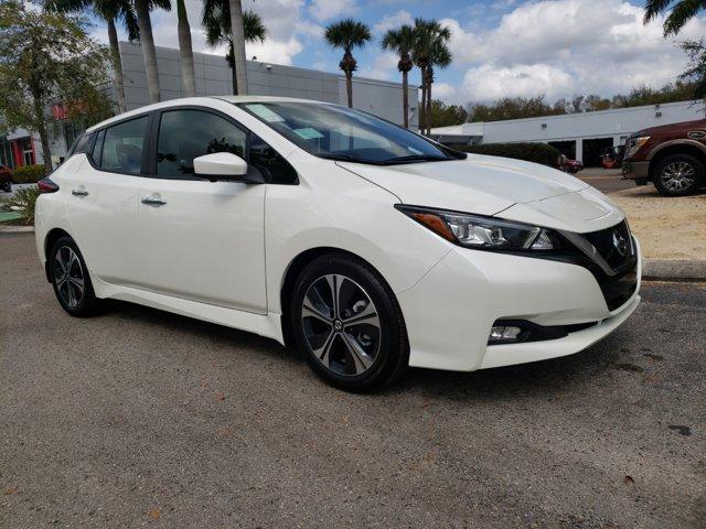 New 2020 Nissan LEAF in Tampa, FL