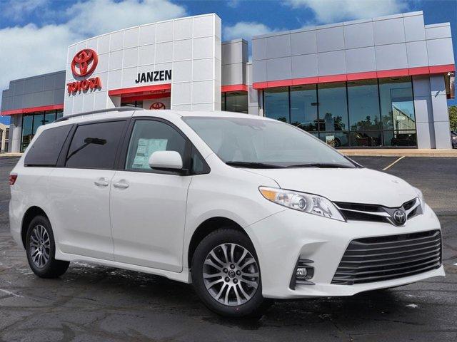 New 2020 Toyota Sienna in Stillwater, OK