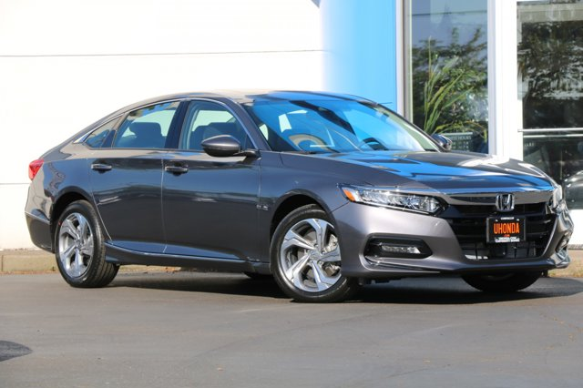 New 2019 Honda Accord Sedan EX-L 2.0T Auto
