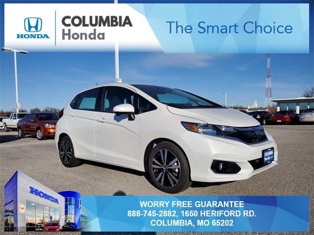 New 2020 Honda Fit in Columbia, MO