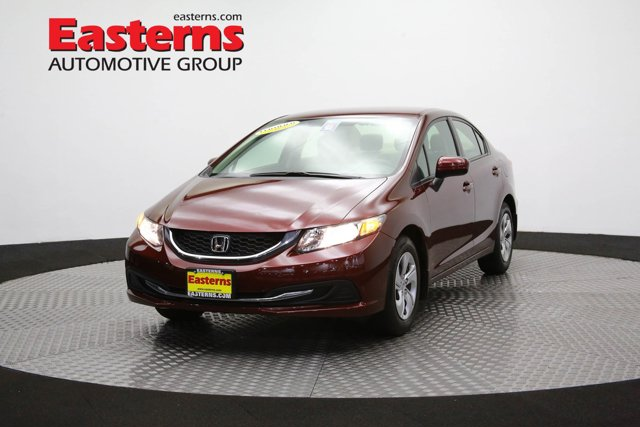 2015 Honda Civic for sale 124565 0