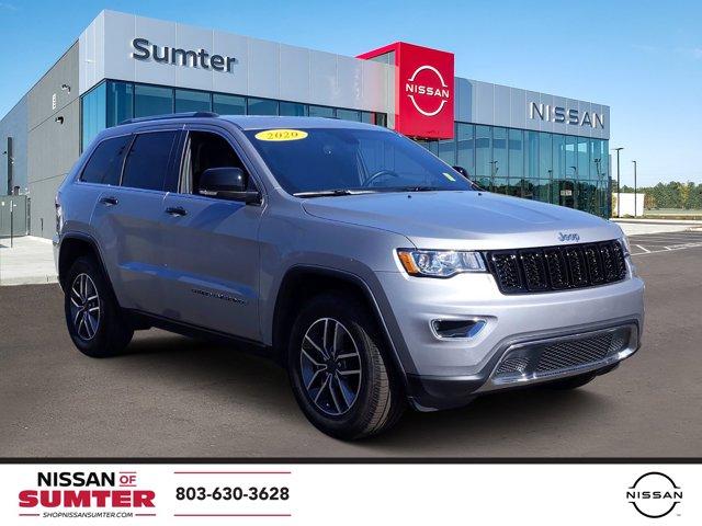 2020 Jeep Grand Cherokee Limited Limited 4x2 Regular Unleaded V-6 3.6 L/220 [18]