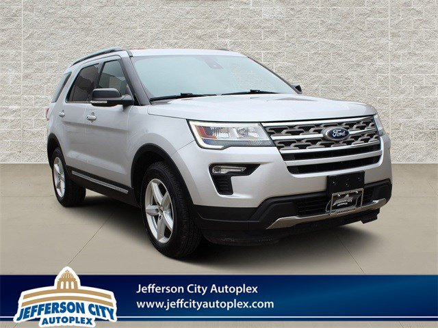 Used 2018 Ford Explorer in Jefferson City, MO