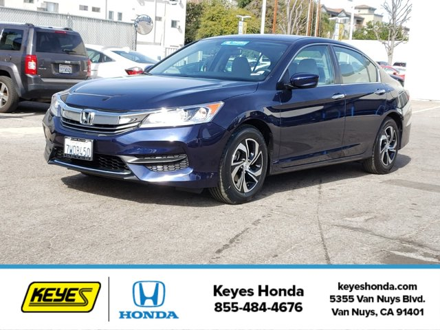 Used 2017 Honda Accord Sedan in  Van Nuys, CA