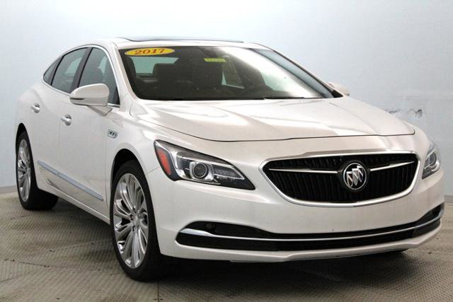 New 2017 Buick LaCrosse in Indianapolis, IN