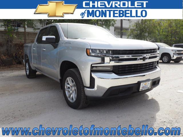 2020 Chevrolet Silverado 1500 LT 2WD Crew Cab 147″ LT Turbocharged Diesel I6 3.0L/183 [9]