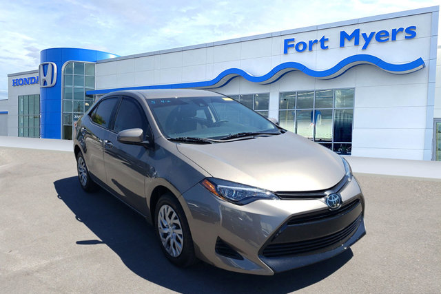 Used 2019 Toyota Corolla in Fort Myers, FL