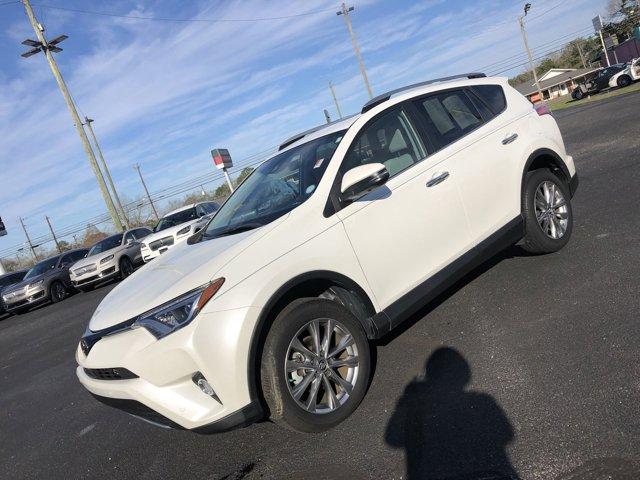 Used 2017 Toyota RAV4 in Dothan & Enterprise, AL