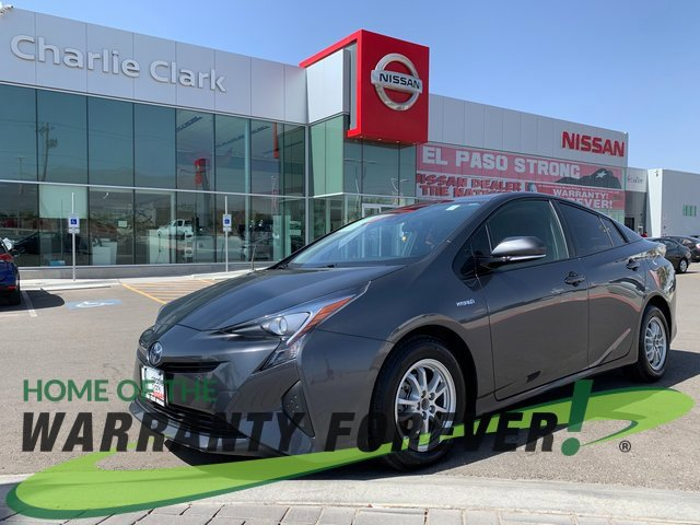 2016 Toyota Prius Four 5dr HB Four Gas/Electric I-4 1.8 L/110 [8]