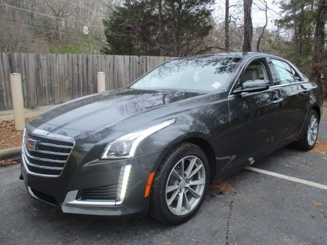 New 2017 Cadillac CTS Sedan in High Point, NC