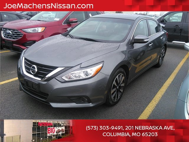 Used 2018 Nissan Altima in Columbia, MO