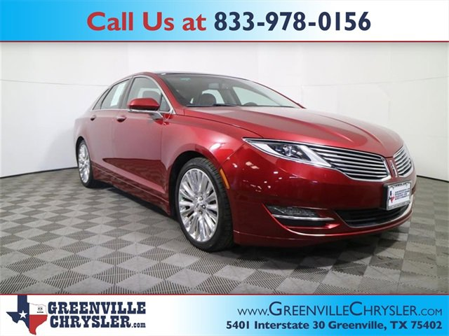 Used 2016 Lincoln MKZ in Greenville, TX