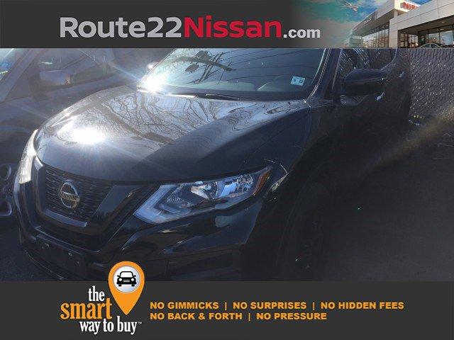 2018 Nissan Rogue SV AWD SV Regular Unleaded I-4 2.5 L/152 [17]