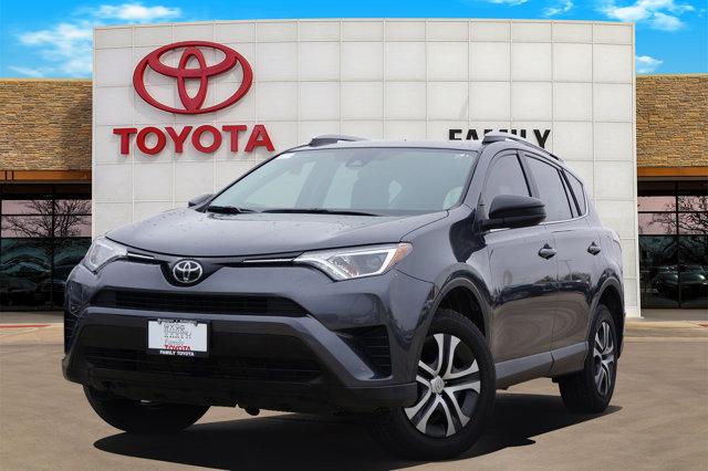 Used 2017 Toyota RAV4 in Burleson, TX