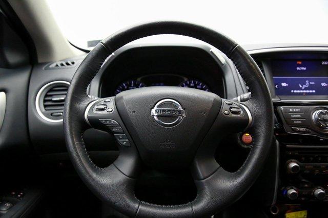 2018 Nissan Pathfinder for sale 122574 9