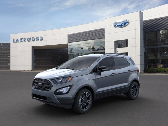 New 2020 Ford EcoSport in Tacoma, WA