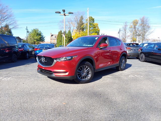 2017 Mazda CX-5 Touring Touring AWD Regular Unleaded I-4 2.5 L/152 [0]