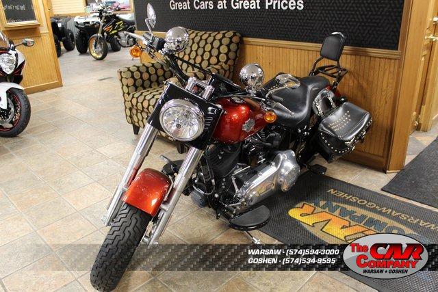 Used 2014 Harley-Davidson Softail in Warsaw, IN