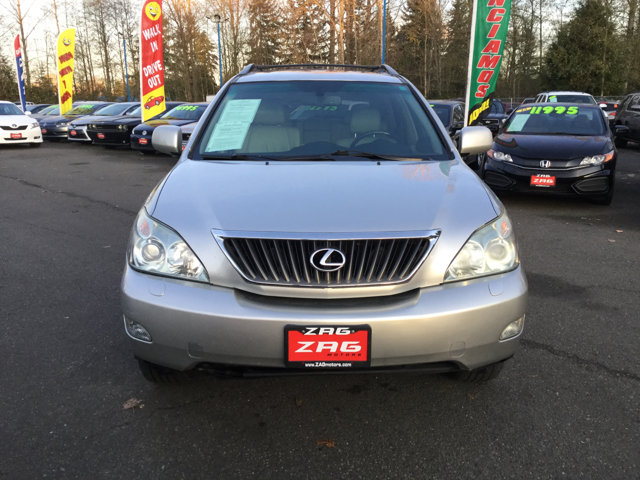 Used 2008 Lexus RX 350 AWD 4dr