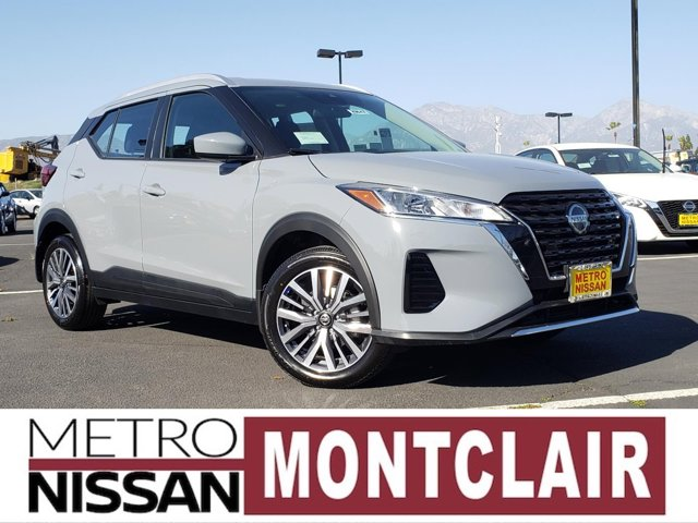 2021 Nissan Kicks SV SV FWD Regular Unleaded I-4 1.6 L/98 [8]
