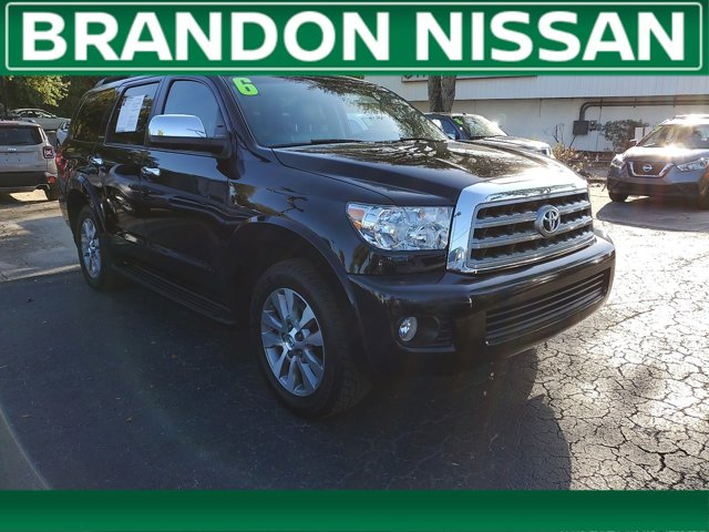 Used 2016 Toyota Sequoia in Tampa, FL