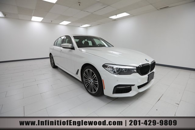 2018 BMW 5 Series 530i xDrive 530i xDrive Sedan Intercooled Turbo Premium Unleaded I-4 2.0 L/122 [5]