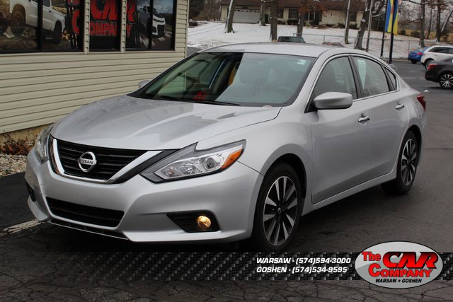 Used 2018 Nissan Altima in Warsaw, IN